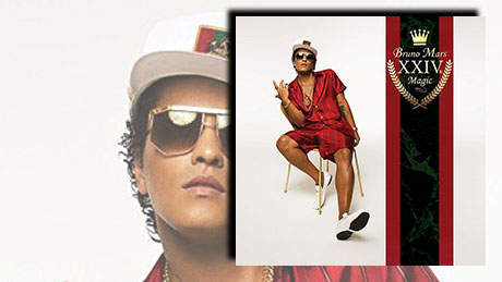 24K Magic von Bruno Mars