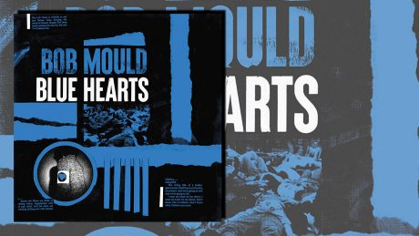 Blue Hearts von Bob Mould