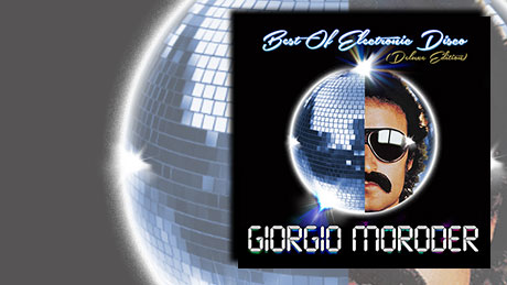 Best Of Electronic Disco von Giorgio Moroder