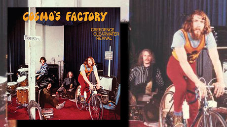 Cosmo's Factory von Creedence Clearwater Revival