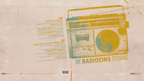 Die radioeins Sessions Vol. 4 von Various Artists