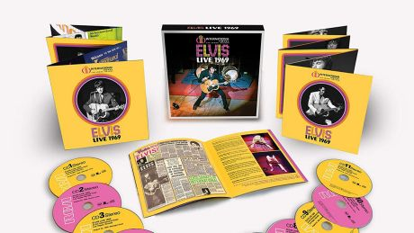 Elvis Live 1969 (Box-Set) von Elvis Presley