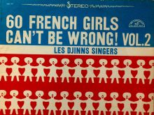 60 French Girls Can't Be Wrong! Vol. 2 von Various Artists