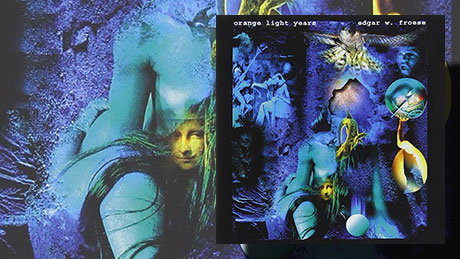 Orange Light Years von Edgar W. Froese