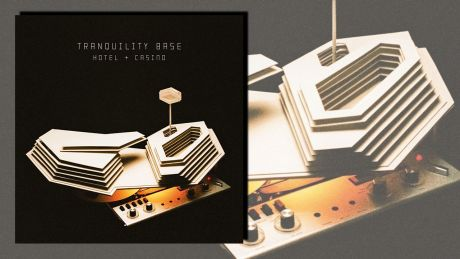 Tranquility Base Hotel + Casino von Arctic Monkeys