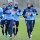 Hertha BSC Training © dpa