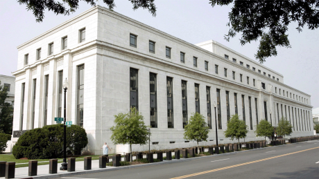 US-Notenbank Fed in Washington © dpa