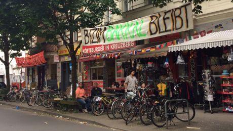 Bizim Bakkal - der türkische Gemüseladen im Kreuzberger Wrangelkiez © radioeins