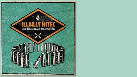 """One Thing Leads To Another"" von iLLBiLLY HiTEC (Albumcover)"