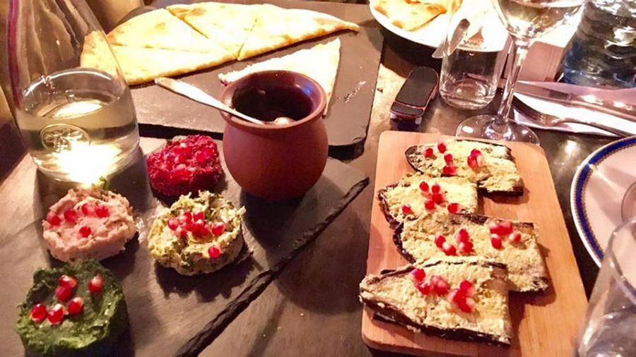 paetzolds pop cuisine - georgische küche | radioeins - Georgische Küche Berlin