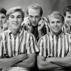 The Beach Boys (Aufnahme aus dem Jahr 1962) © imago/Cinema Publishers Collection