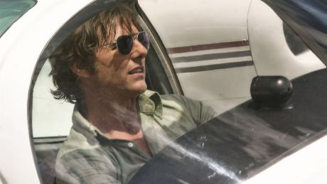 Tom Cruise in Barry Seal - Only In America