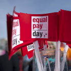 Equal Pay Day © imago/IPON