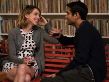 Zoe Kazan und Kumail Nanjiani in The Big Sick