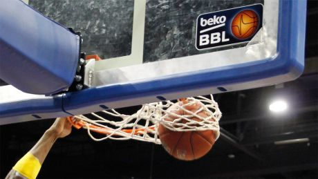 Basketball: Alba Berlin