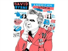David Byrne - American Utopia Tour 2018