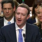 Mark Zuckerberg vor dem US-Kongress