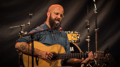 William Fitzsimmons © radioeins/Jochen Saupe