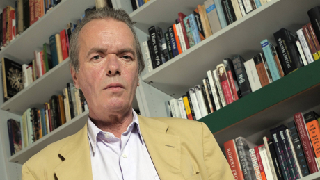 Martin Amis © imago/ZUMA Press