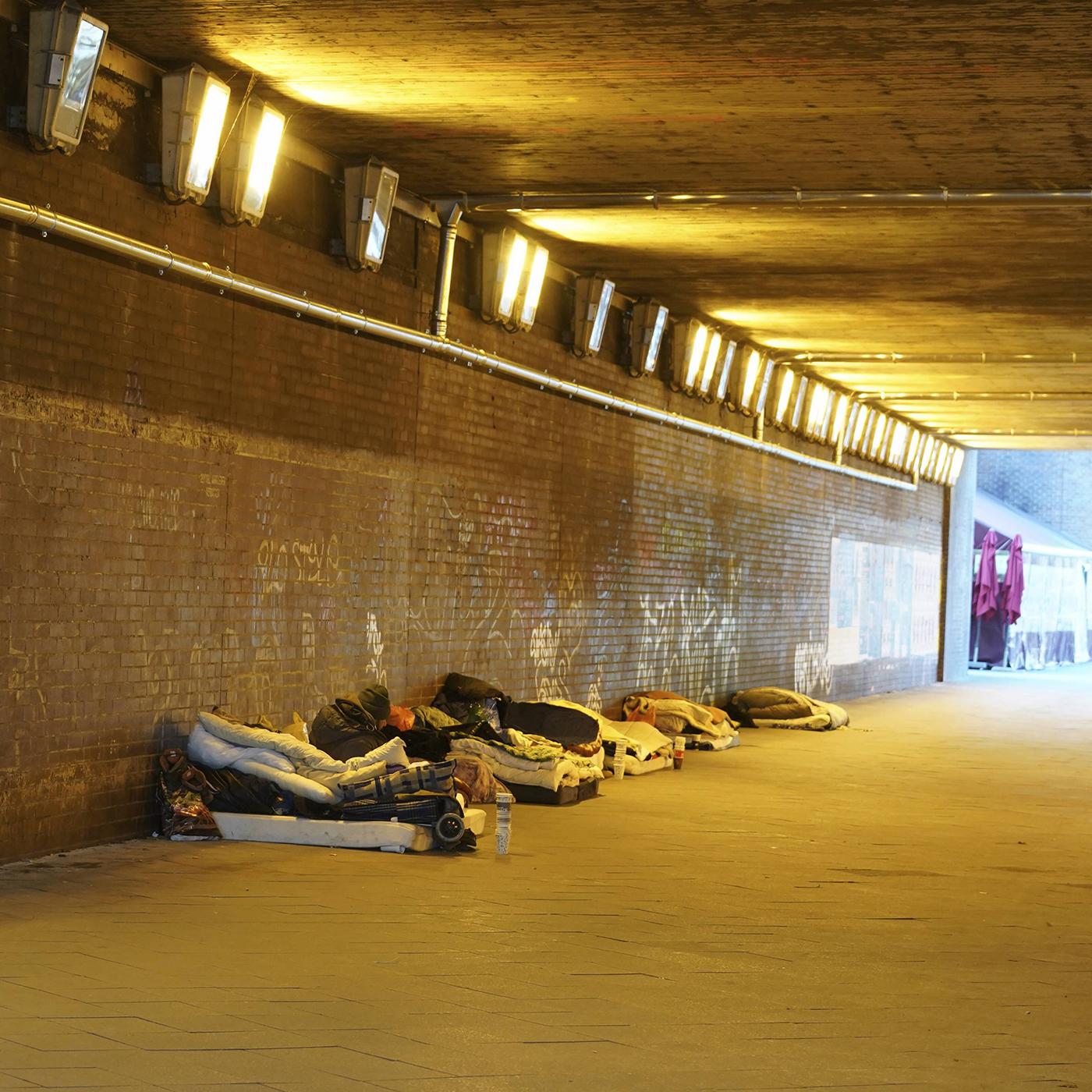 """Projekt """"Housing First"""" - Chance auf Wohnung für Obdachlose"""