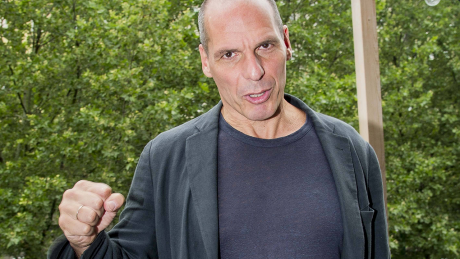 Yanis Varoufakis © imago/Italy Photo Press