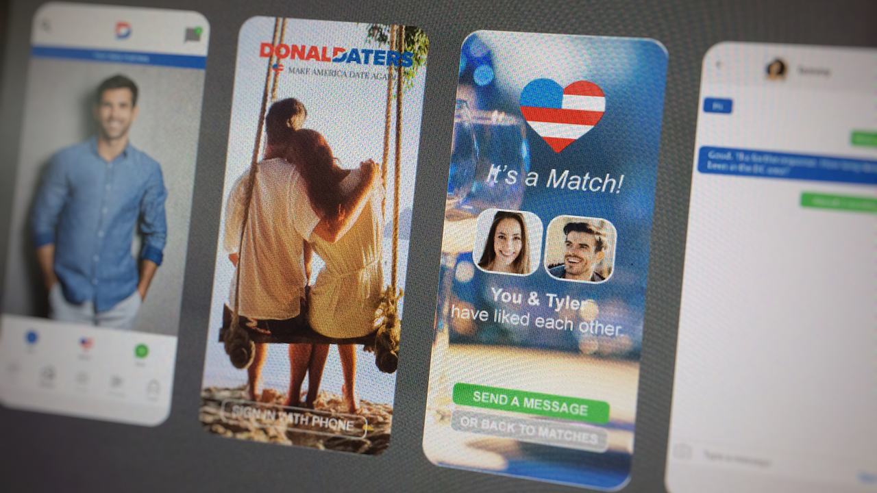 Dating-Apps für Eltern