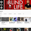 "YouTube-Cannel ""The Blind Life"" - Screenshot"