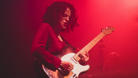 Anna Calvi © imago/Pacific Press Agency
