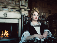 "Emma Stone im Film ""The Favourite"" © Twentieth entury Foxx"