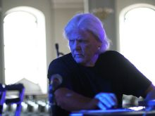 Edgar Froese © Bianca Froese-Acquaye