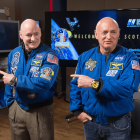 Die beiden NASA-Astronauten Scott und Mark Kelly © imago/ZUMA Press
