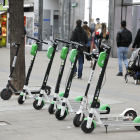 E-Scooter in Wien © imago images/Viennareport