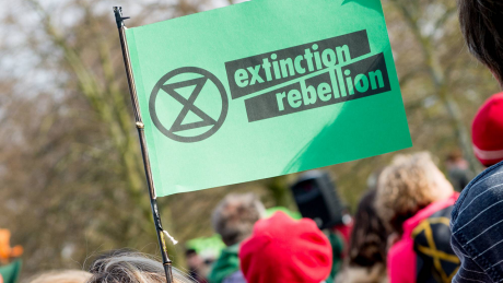 Extinction Rebellion Demonstranten © imago/ZUMA Press