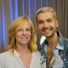 Bettina Rust und Bill Kaulitz © radioeins/Krüger