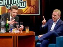Florian Schroeder Satireshow vom 20.05.2019 mit Philipp Amthor