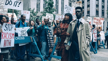 When They See Us © Netflix