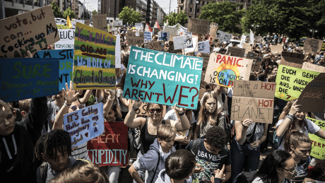 Fridays for Future-Protest © imago images/Michael Schick