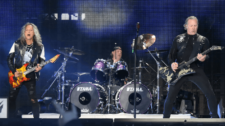 Metallica © imago images/UPI Photo