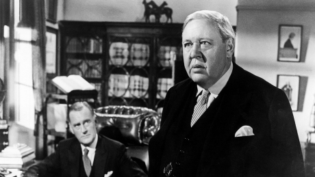 "Charles Laughton im Film ""Zeugin der Anklage"" © imago/United Archives"
