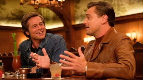 Brad Pitt und Leonardo DiCaprio in Once Upon A Time... In Hollywood