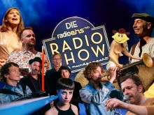 radioeins Radio Show am 17. September 2019