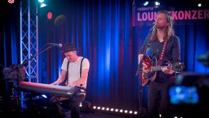 The Lumineers beim radioeins Loungekonzert