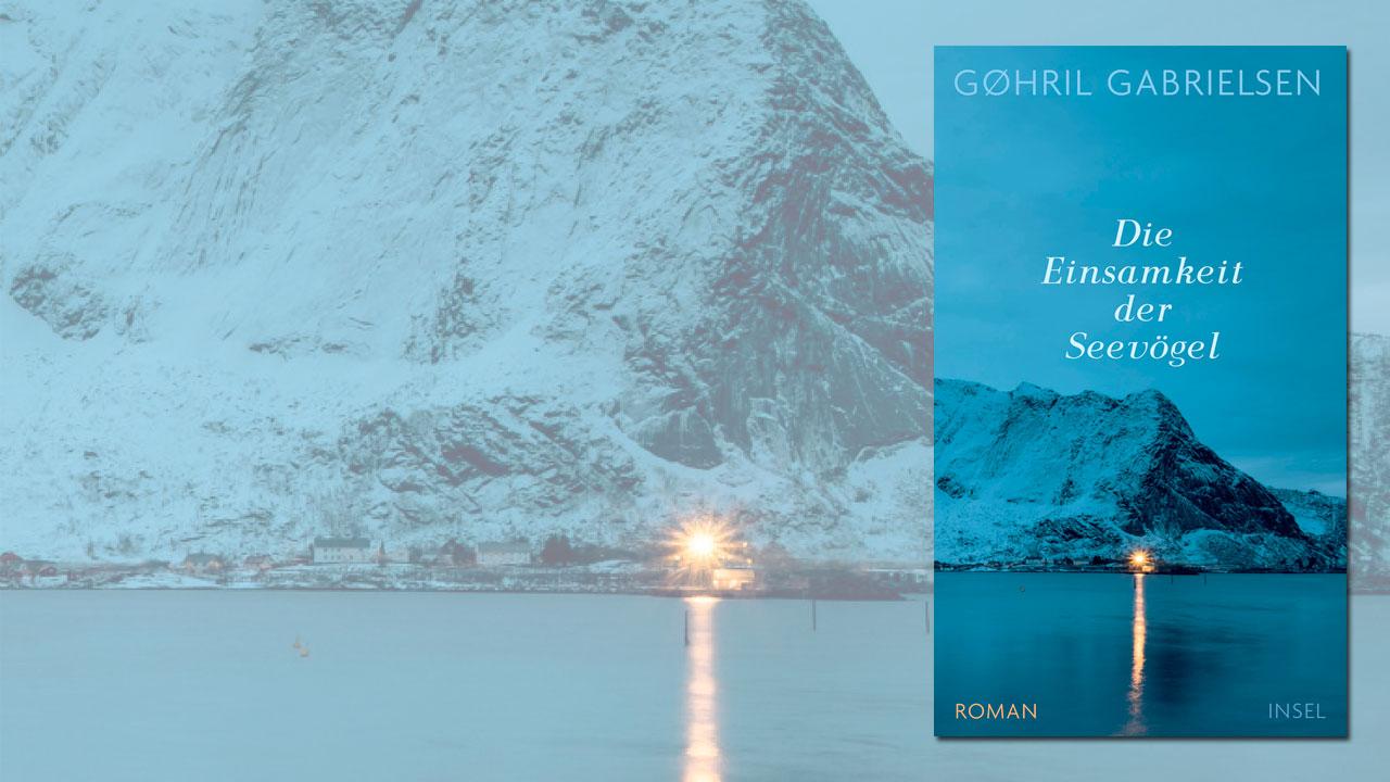 Die radioeins Fjordbildung - Gøhril Gabrielsen: Die Einsamkeit der Seevögel  | radioeins