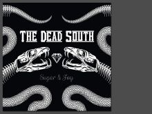 """Suga & Joy"" von The Death South (Albumcover) © Devilduck/Indigo"