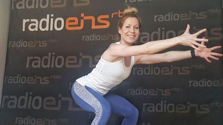 Der Schöne Sport mit Fitnesscoach Anke Schönfelder