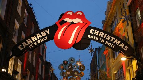 The New Rolling Stones Shop (Carnaby Street)