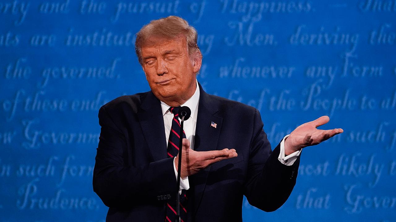 TV-Debatte von Trump und Biden versinkt im Chaos