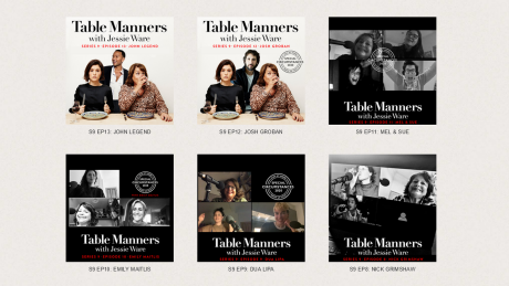"Podcast ""Table Manners"" @ Screenshot/Table Manners"