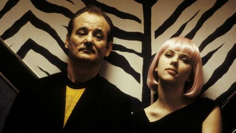 "Bill Murray und Scarlett Johansson in ""Lost in Translation"" von Sofia Coppola"