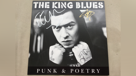 Punk & Poetry von The King Blues